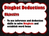 Dingbats (slide 2/25)